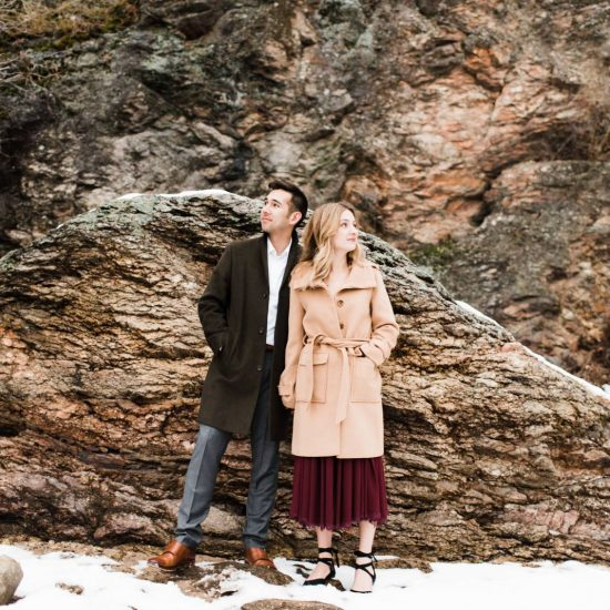 Coeur d'Alene Winter Engagement