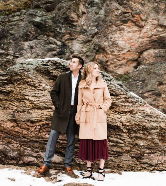 Coeur d'Alene Winter Engagement