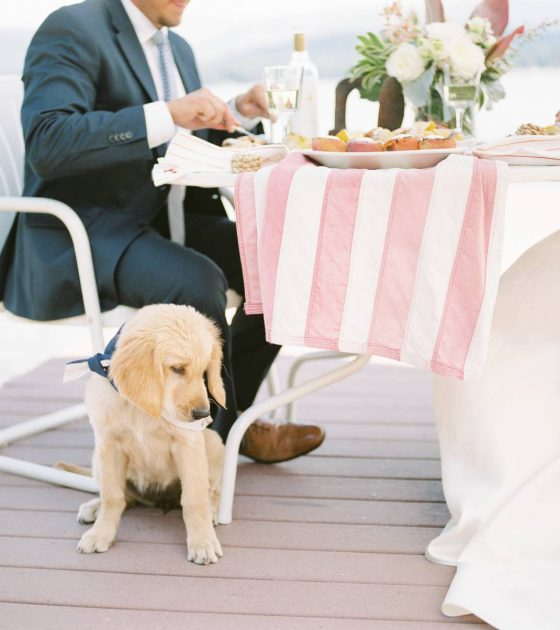 Lakeside American Elopement Inspiration |  McCallElopement