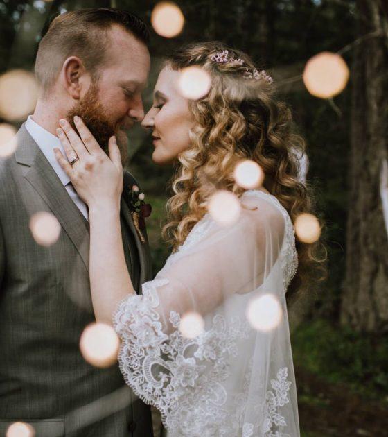 Woodsy West Coast Bridals