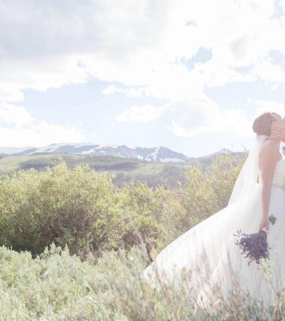 Rustic Breckenridge Wedding