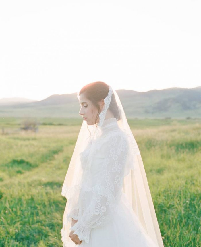 Ethereal Montana Prairie Bridals