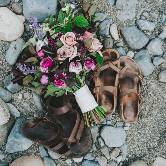 Forest Inspired Elopement Inspiration |  Vancouver Island Elopement