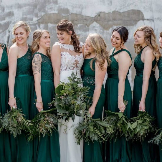 Downtown Longmont Wedding