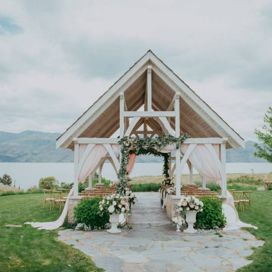 Destination Kelowna Intimate Wedding