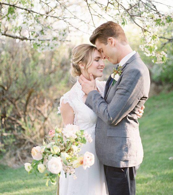 Private Idaho Estate Wedding Inspiration