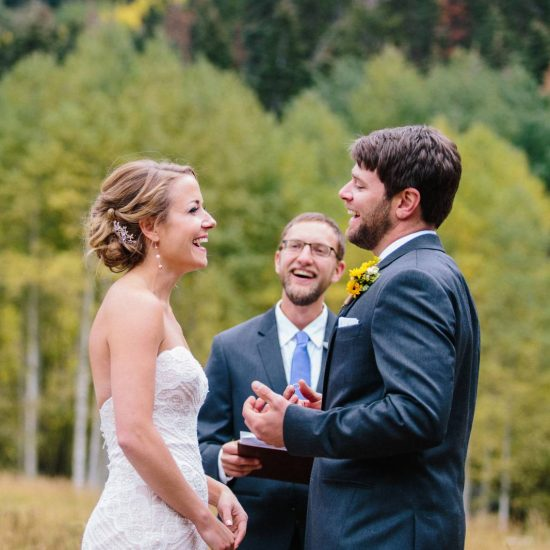 Southern Colorado Bed & Breakfast Wedding