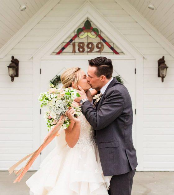 Charming Idaho Wedding Inspiration