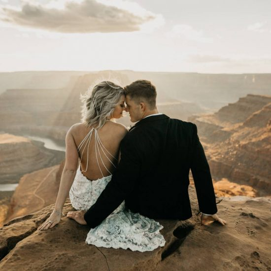 Moab Elopement Inspiration