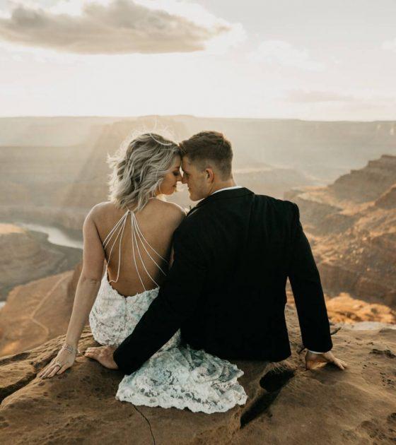 Moab Elopement Inspiration | Moab