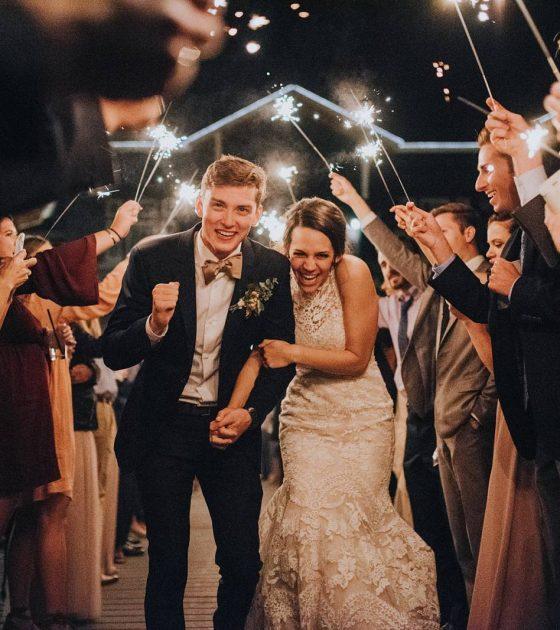 Fall Idaho Wedding at Shore Lodge