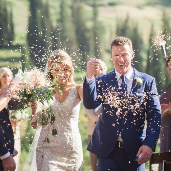 Alta Lodge Destination Wedding