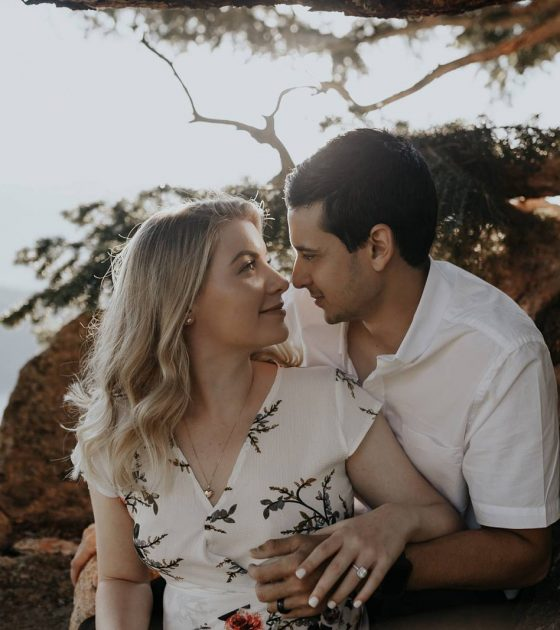 Sapphire Point Engagement Session