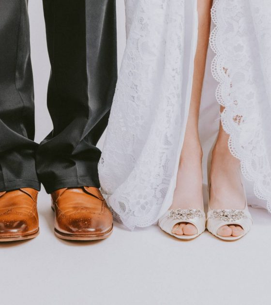 Clean and Simple Wedding Inspiration