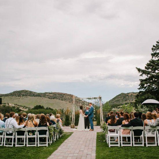 Minimalist Magic Estate Wedding