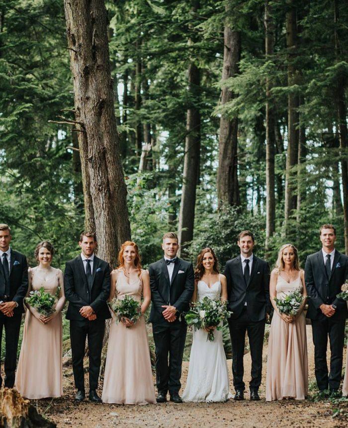 Vancouver Island Summer Wedding