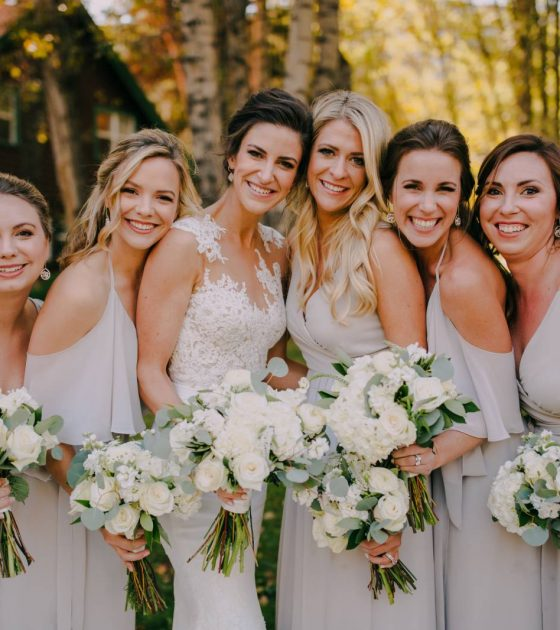 Chic Aspen Ranch Wedding