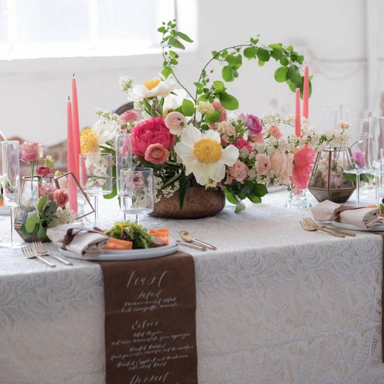 Bright and Beautiful Sorbet Wedding Inspiration