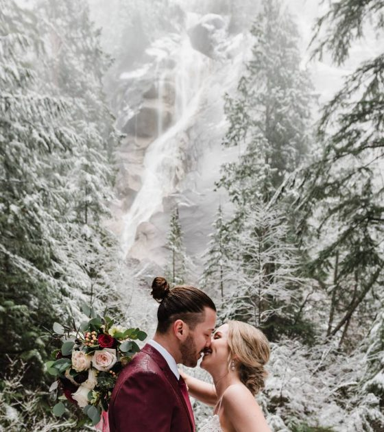Top of the World Wedding