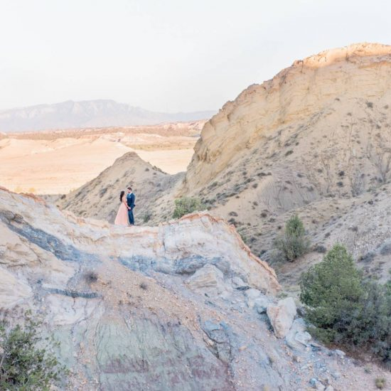 Dreamy Ojito Wilderness Engagement