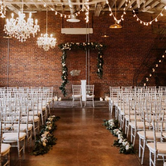 Industrial Chic Wedding Venues We're Crushing On