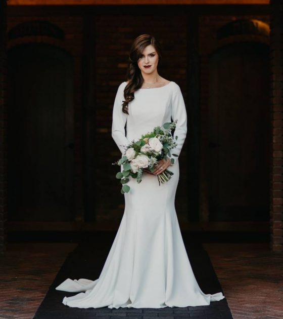 Winter Weddings: How to Dress for the Season