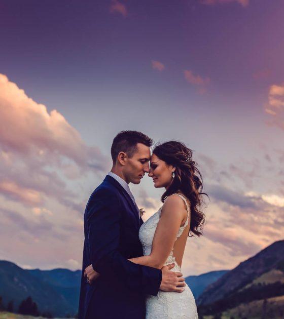 Rock Creek Resort Montana Wedding