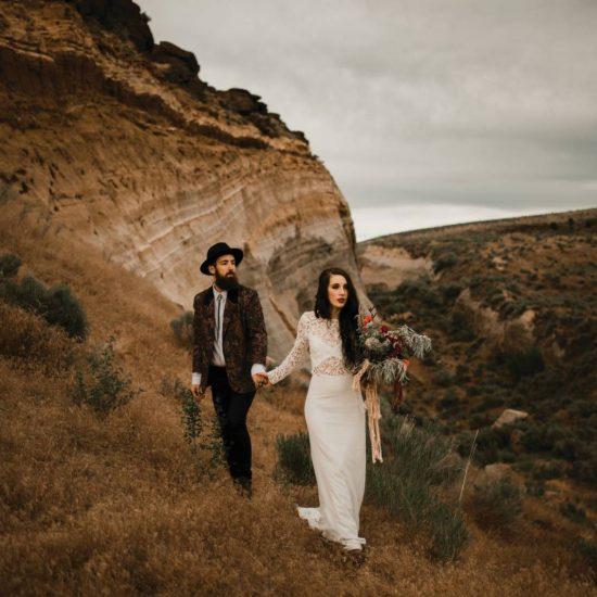 Wanderlust |  Idaho Elopement