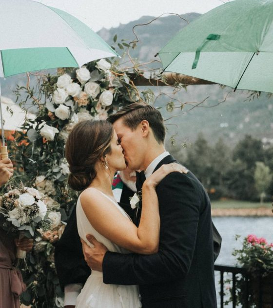 Rainy and Fabulous Broadmoor Wedding