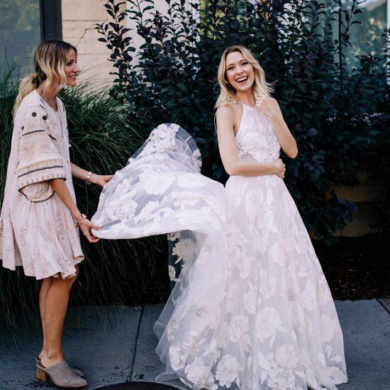 A Rue De Seine Affair at A & Bé |  Denver Wedding Fashion
