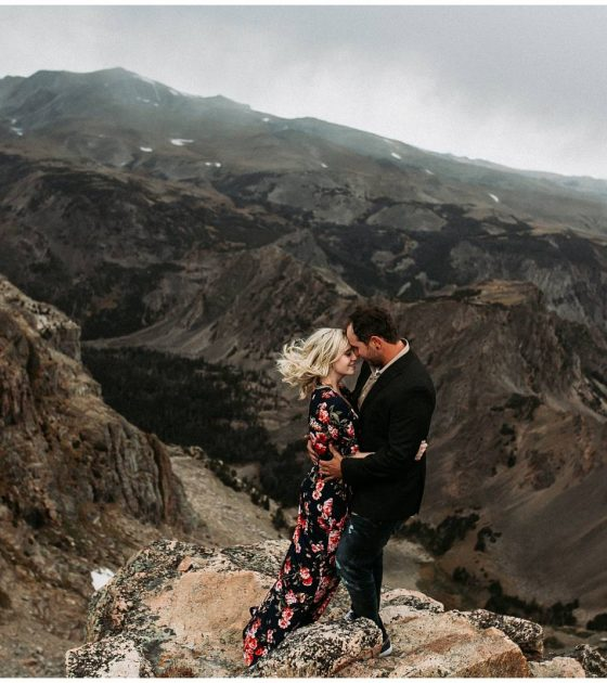 Beartooth Pass Engagement