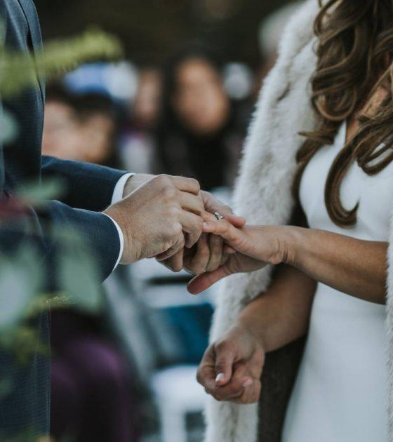 Banff Tunnel Mountain Intimate Wedding