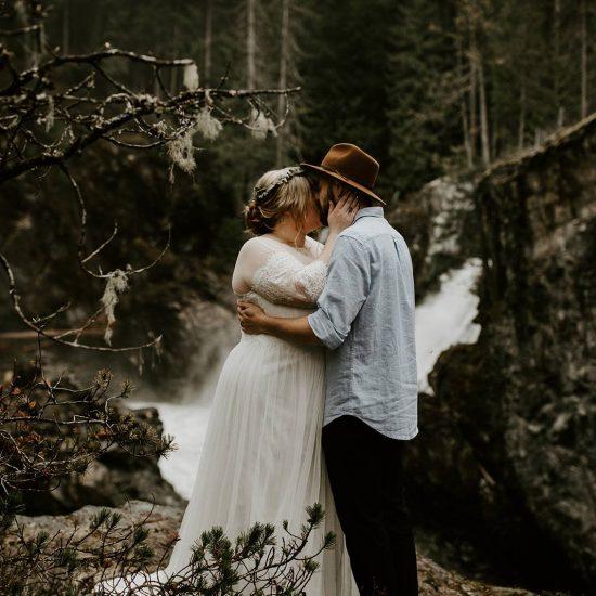 Pemberton Mountain Intimate Elopement |  Pemberton Elopement