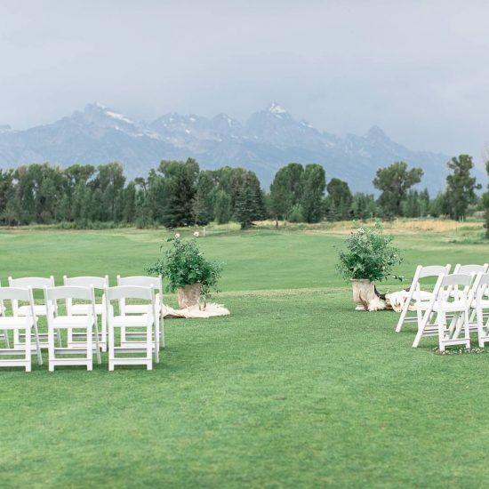 Grand Teton Modern Romance Wedding Inspiration