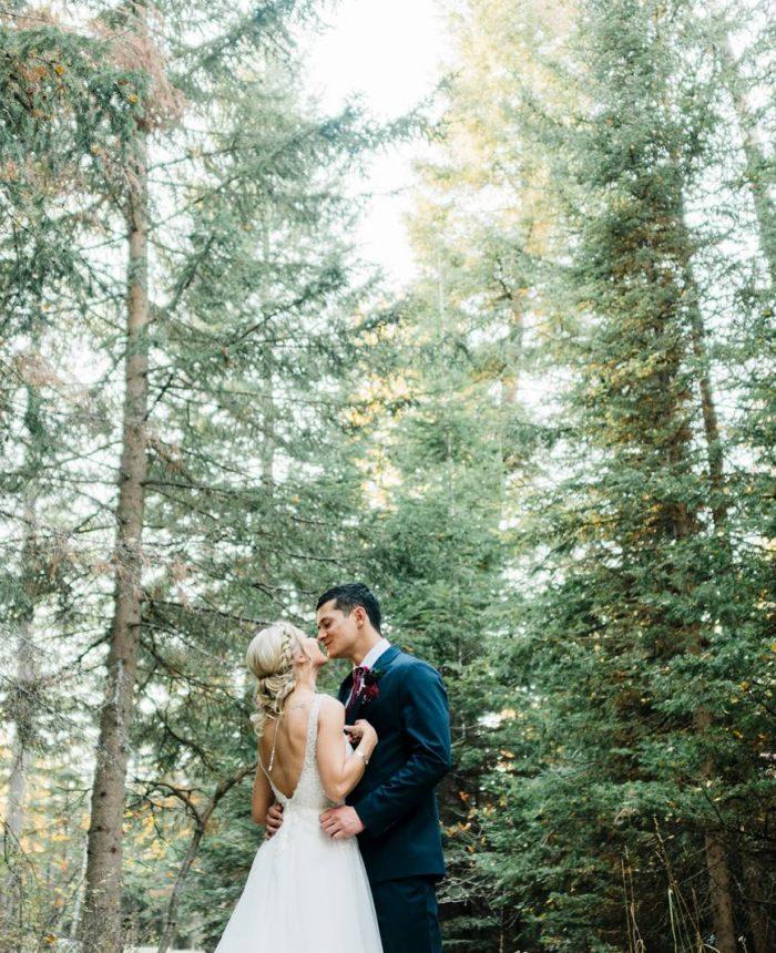 Grouse Mountain Lodge Wedding