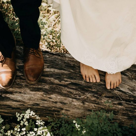 Bridal Veil Falls Elopement