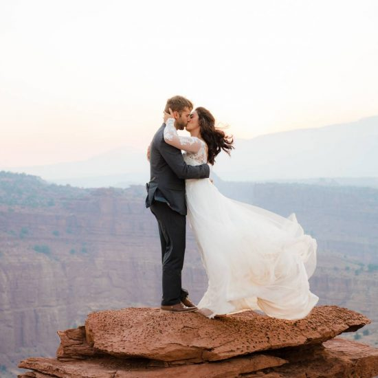 Capitol Reef National Park Wedding Portraits