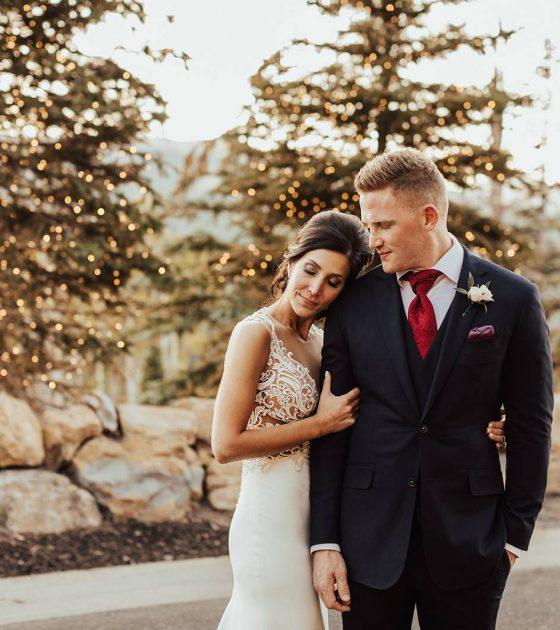 Deer Valley Wedding Ceremony