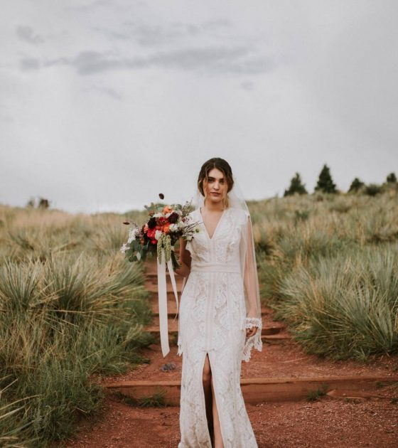 Garden of the Gods Elopement Inspiration