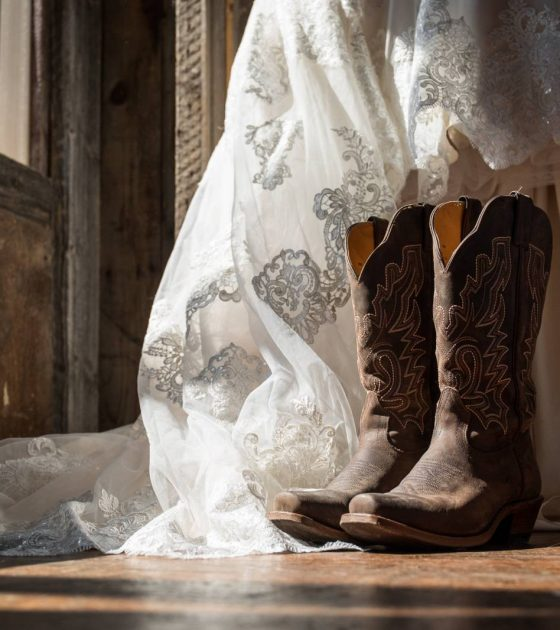 Beaver Mines Western Ranch Wedding