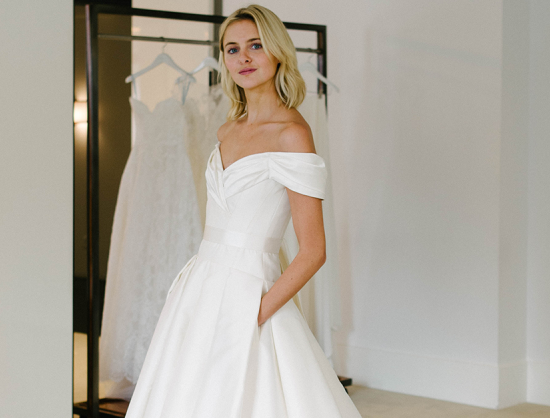 A Look Inside the Carolina Herrera Fall 2019 Collection | Denver Wedding Fashion