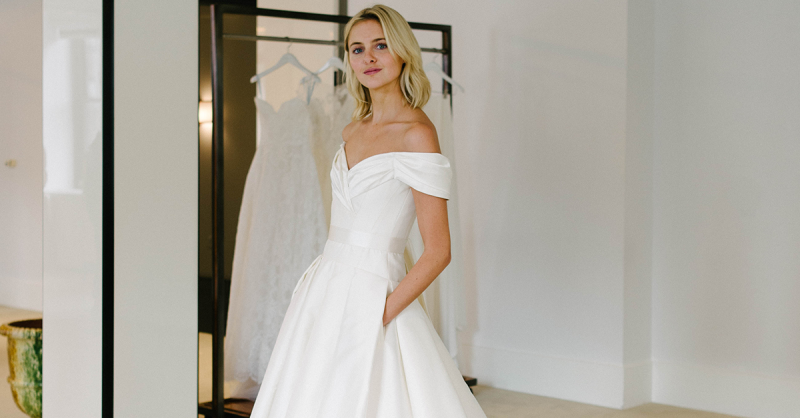 A Look Inside the Carolina Herrera Fall 2019 Collection | Denver Wedding Fashion