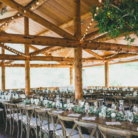 West Glacier Montana Wedding