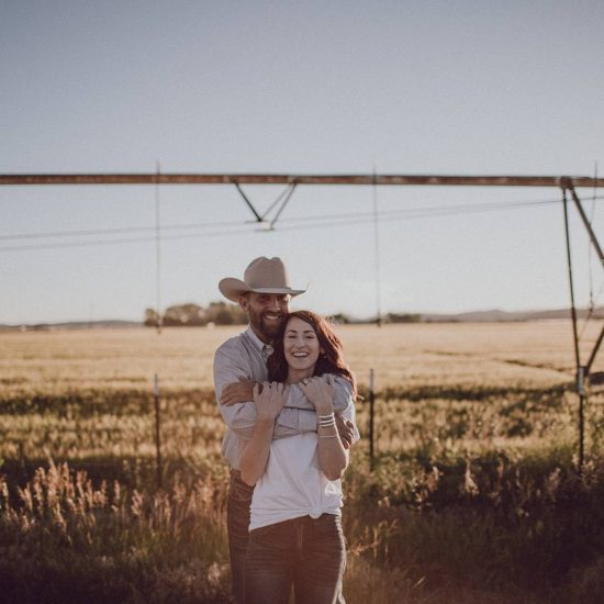 Bellevue Farm Engagement