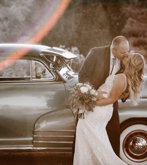 Fall La Mesita Ranch Wedding