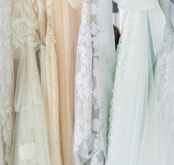 What goes into a $10,000 gown?
