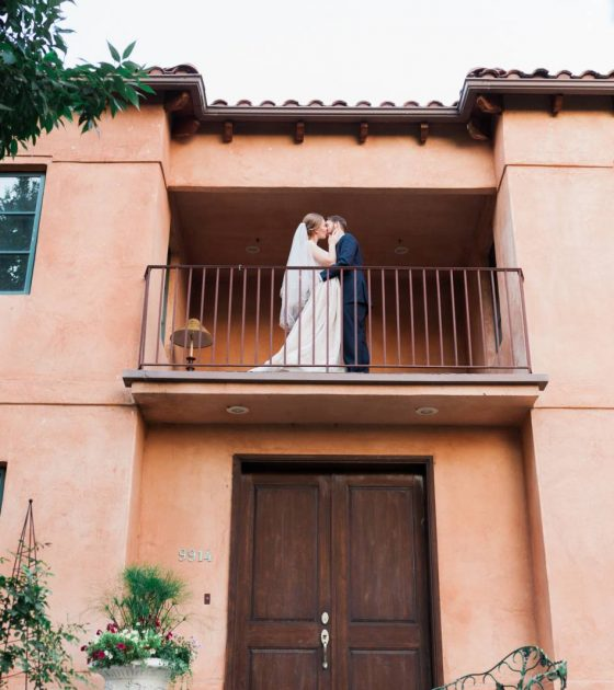 Summer Wedding in Cedar Hills