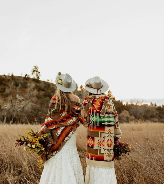 Wyoming Inspired Bridals
