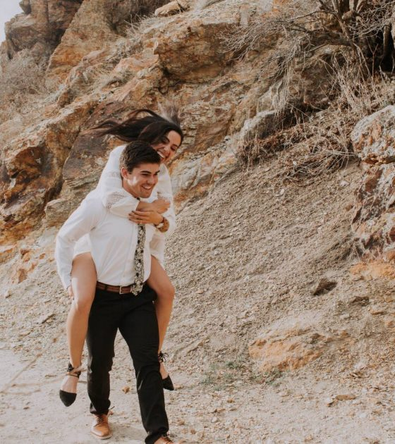 A Summer Engagement in Provo