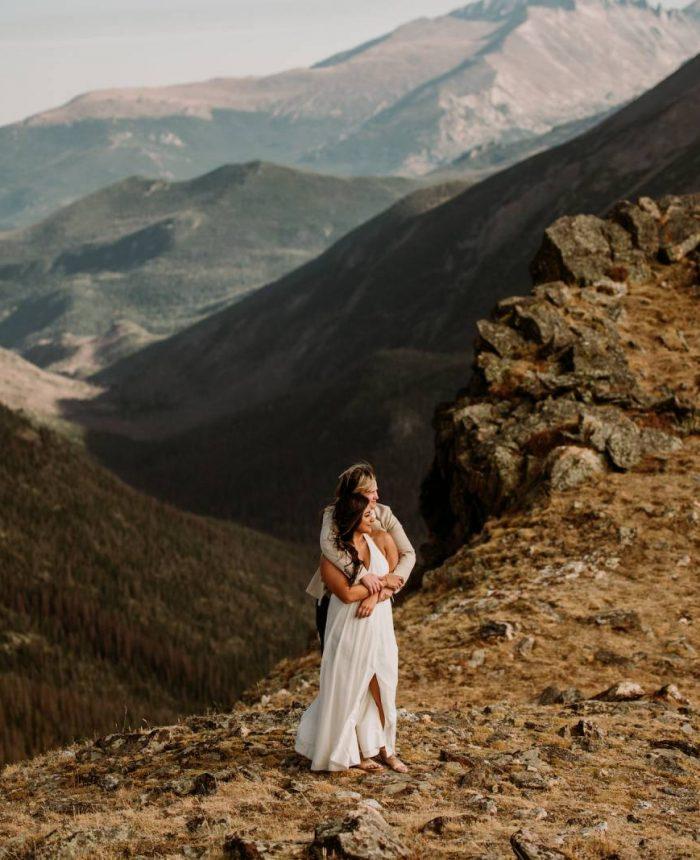 Rocky Mountain National Park Elopement |  ErieElopement
